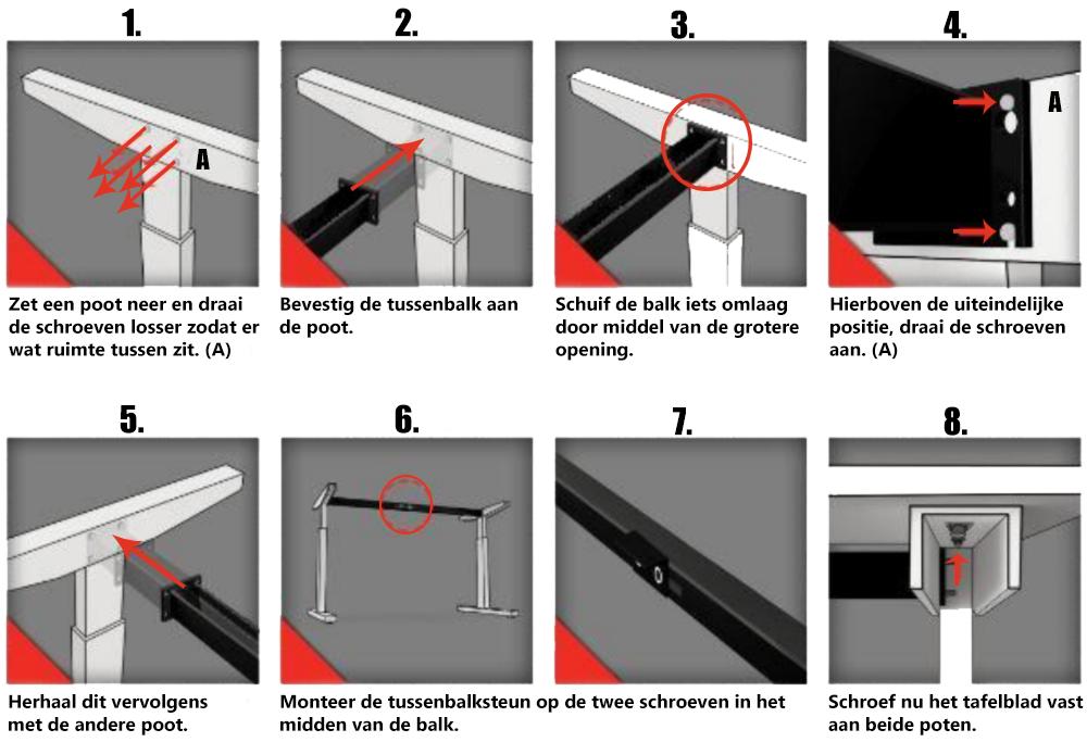P-Serie Montage Handleiding 2