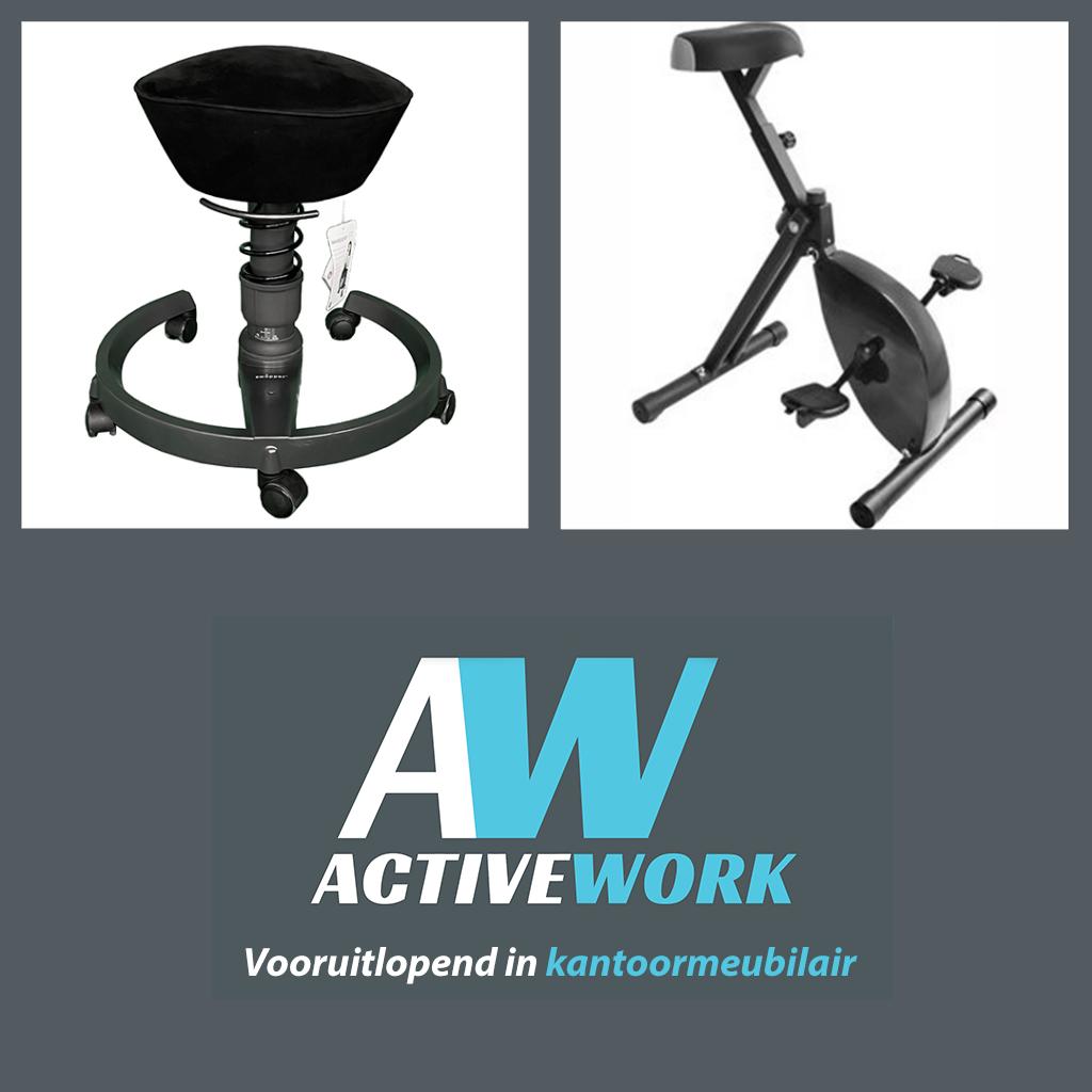 Actief meubilair deskbike swopper